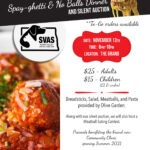 Spay-ghetti & No Balls Dinner and Silent Auction
